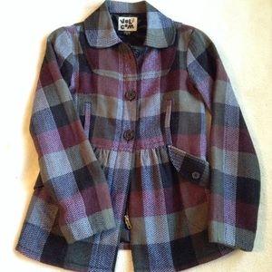 Volcom Plaid Jacket
